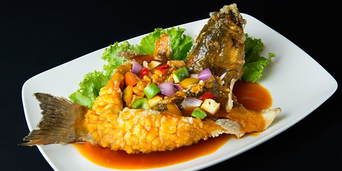 Sweet & Sour Fish from Home Of Seafood in East Coast, Singapore