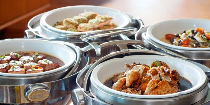 Selection of Hot Plate, Tiffin, Wan Chai, Hong Kong