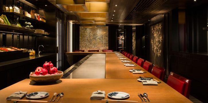Teppanyaki Grill, The Teppanroom, Wan Chai, Hong Kong
