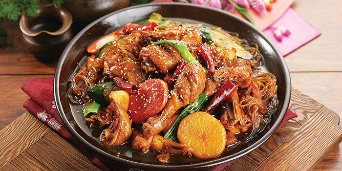 Andong Stew from Chicken Up (Tanjong Pagar) in Tanjong Pagar, Singapore