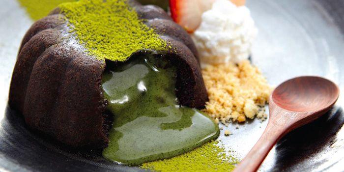 Chocolate Greentea from Yuutaro at Central Embassy, Bangkok