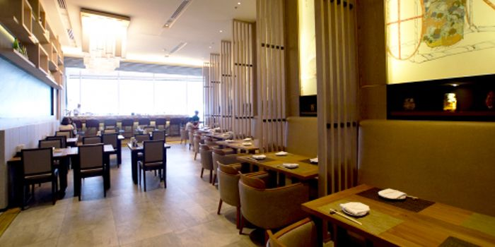 Dining Area from Yuutaro at Central Embassy, Bangkok