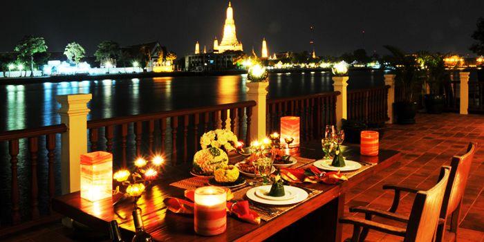 Dining Table from Chakrabongse Villas Dining, Tatian