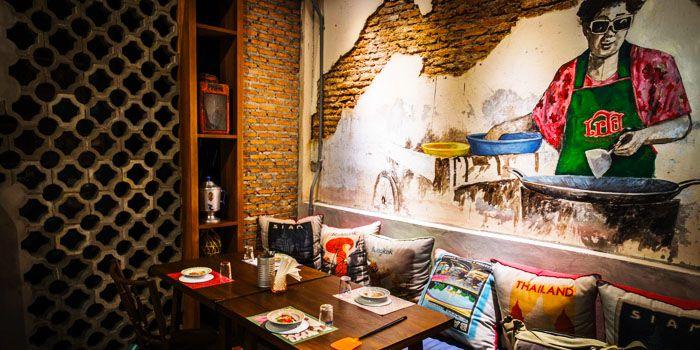 Dining Table from Err Urban Rustic Thai, Tatian
