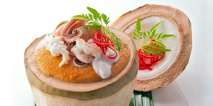 Hor Mok from Chakrabongse Villas Dining, Tatian
