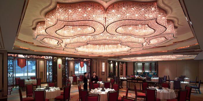 Interior of Shang Palace at Shangri-La Hotel, Bangkok