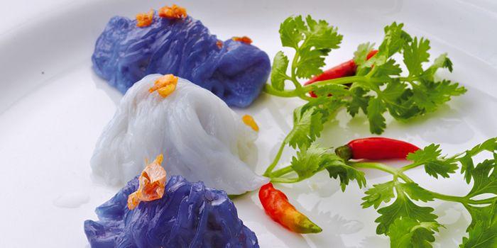 Khao Kriab Pak Moh from Chakrabongse Villas Dining, Tatian