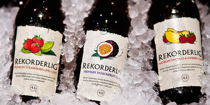 Rekorderlig from Gin Khao Bistro (Sentosa Cove) in Sentosa, Singapore