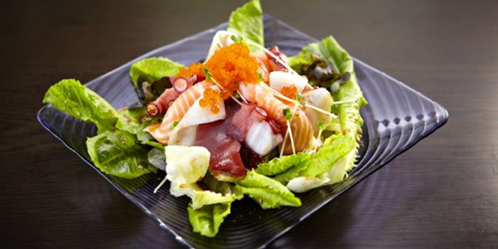 Salad from Yuutaro at Central Embassy, Bangkok