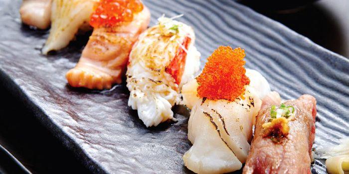 Sushi from Yuutaro at Central Embassy, Bangkok