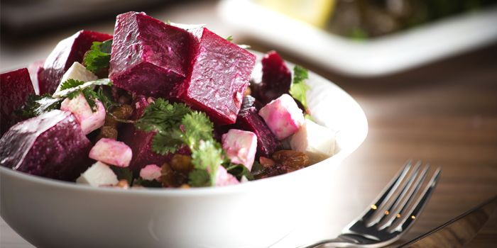 Beetroot Salad, Awtar, Central, Hong Kong