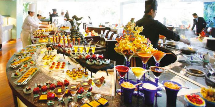 Buffet from LORD JIM