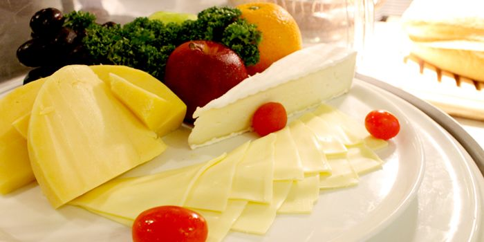 Cheeses from TASTE Restaurant at Hotel ibis Bangkok Riverside on Charoen Nakorn Soi 17, Bangkok