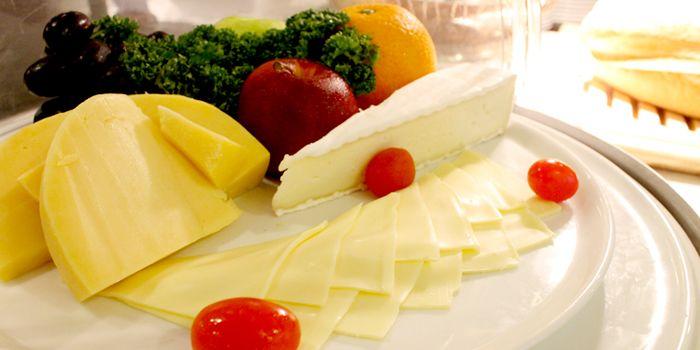 Cheeses from TASTE Restaurant at Hotel ibis Bangkok Riverside on Charoen Nakorn Soi 17, Bangkok