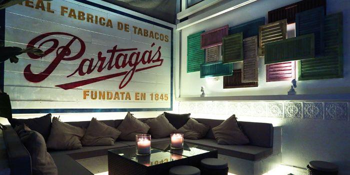 Dining Area, Havana LKF, Central, Hong Kong