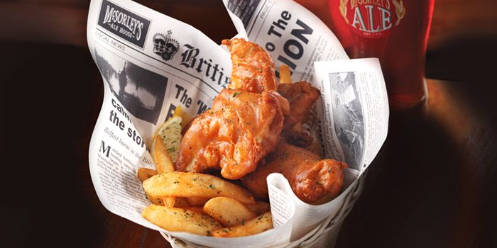 Fish & Chips, Mc Sorley