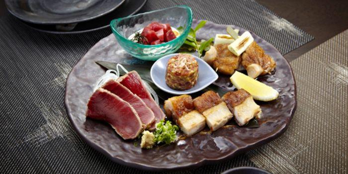 Fish Dish from Yuutaro at Central Embassy, Bangkok