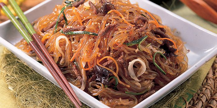 Jap Chae from Bornga (VivoCity) in Harbourfront, Singapore