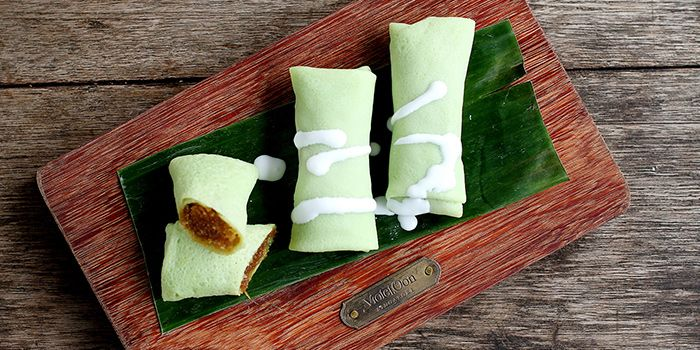 Kueh Dah Dah from National Kitchen by Violet Oon in City Hall, Singapore