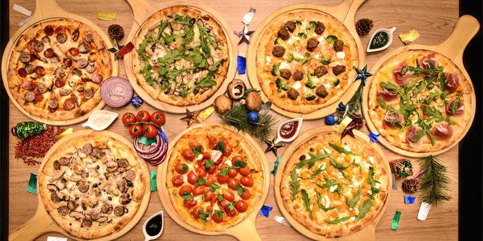 Pizzas, The Point, Causeway Bay, Hong Kong