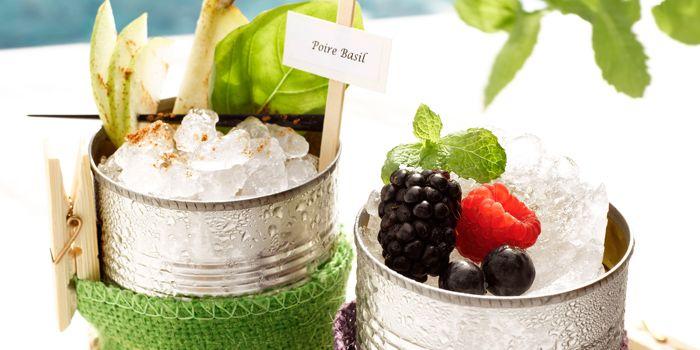 Poire Basil + Breezy Berries  from Aqua Luna in Park Hotel Alexandra at Queenstown, Singapore