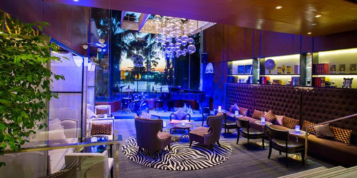 Private Area from Volti Ristorante & Bar at Shangri-La Hotel, Bangkok