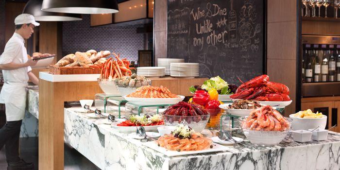 Seafood Bar, The Market, Tsim Sha Tsui East, Hong Kong