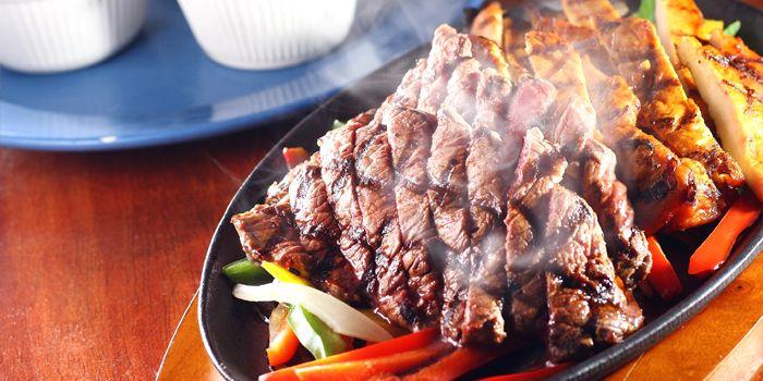 Steaks, Coyote, Discovery Bay, Hong Kong