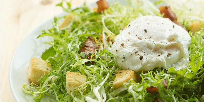 Salad from Wine Universe Restaurant & Wine Bar in City Hall, Singapore