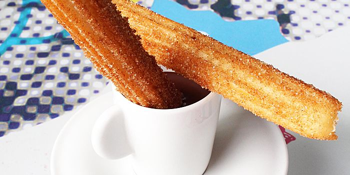 Churros from Sabio By The Sea in Sentosa, Singapore