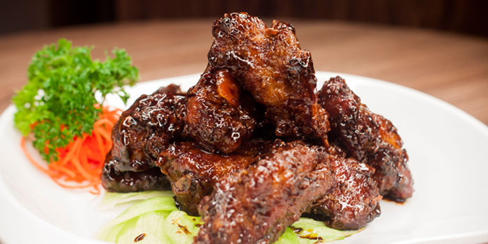 Ribs from Legacy Seafood in Jurong East, Singapore