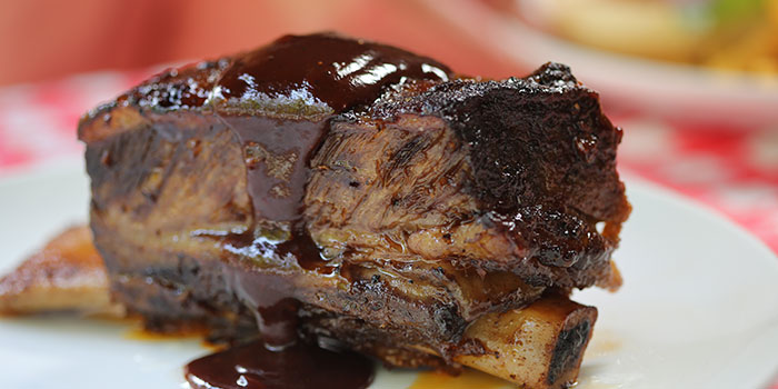 Angus Beef Short Rib from Smokey