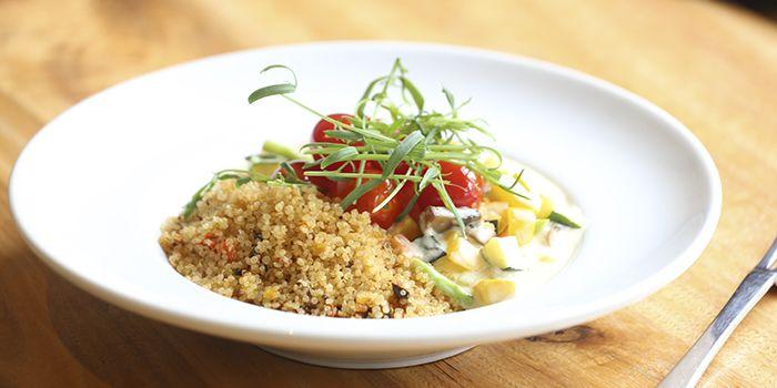 Couscous Salad,  Food Lab, Shatin, Hong Kong