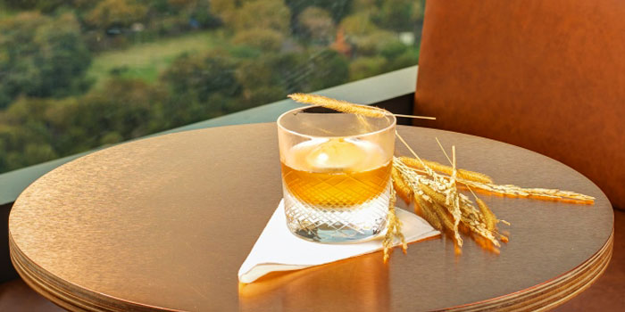 Drink from Vertigo TOO at Banyan Tree Bangkok in Sathorn, Bangkok