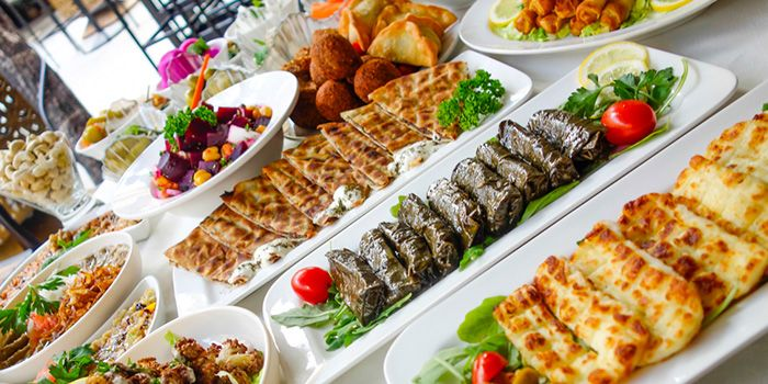 KAZBAR food delivery in singapore delivery in Singapore