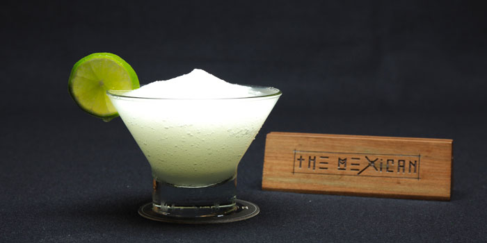Magarita from The Mexican - Cantina and Comedor at Rajah Hotel Complex Suhumvit Soi 2, Bangkok