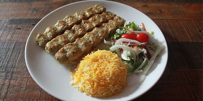 Shirazy Kebab from Qasr Grille & Mezze Bar in Holland Village, Singapore