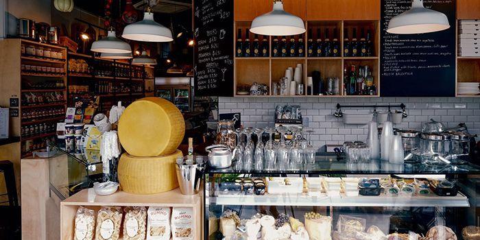 Shopfront of Cibo Italiano in River Valley, Singapore