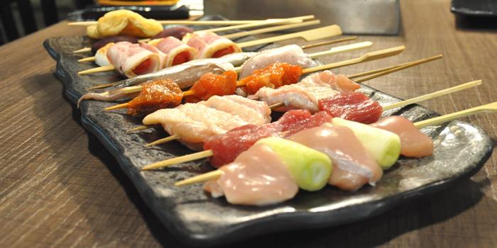 BBQ Mixed, Volcano Grill, Causeway Bay, Hong Kong