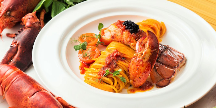 Boston Rock Lobster Pasta, Urban Park, Tsim Sha Tsui, Hong Kong