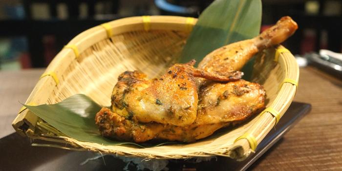 Chicken Wing, Volcano Grill, Causeway Bay, Hong Kong