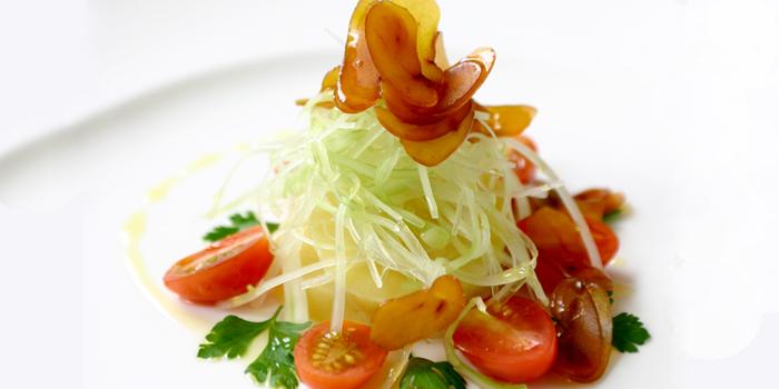 Salad from Gianni Ristorante in Ploenchit, Bangkok