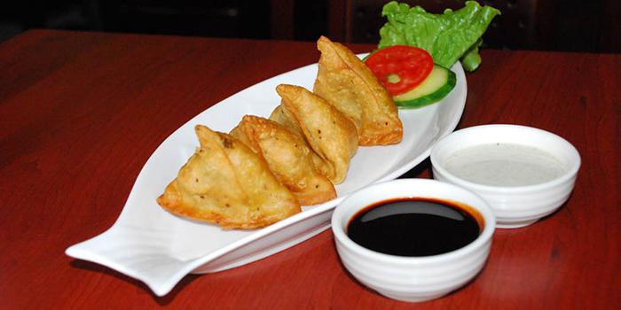 Samosa, Central Indian Restaurant, Sheung Wan, Hong Kong