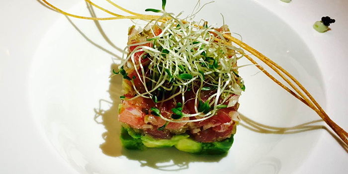 Sicilian Style Seafood Salad, E Molto Buono, Causeway Bay, Hong Kong