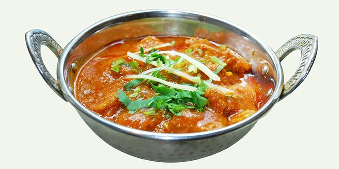 Lamb Curry, Central Indian Restaurant, Sheung Wan, Hong Kong