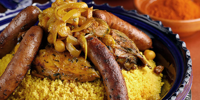 Couscous Royale from Casserole in Sentosa, Singapore