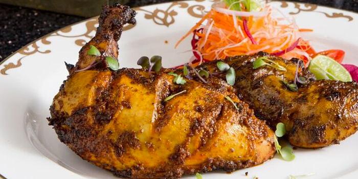 Chicken Dish from Maya Restaurant & Bar at Holiday Inn Sukhumvit, Bangkok