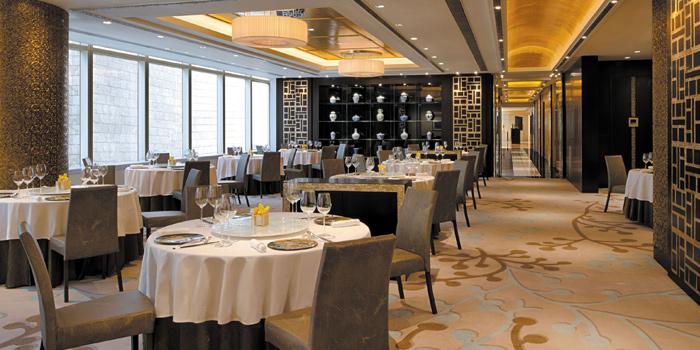 Dining Area, Ming Court, Mongkok, Hong Kong