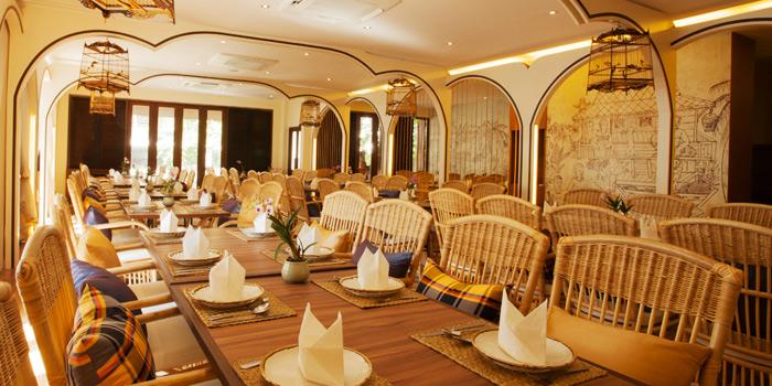 Dining Area of The Local in Upper Sukhumvit, Bangkok