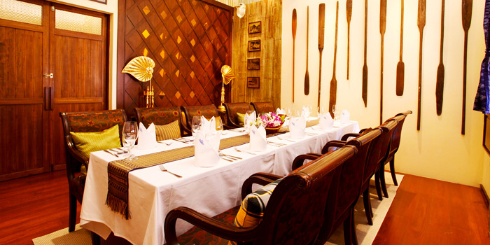 Dining Table from The Local in Upper Sukhumvit, Bangkok
